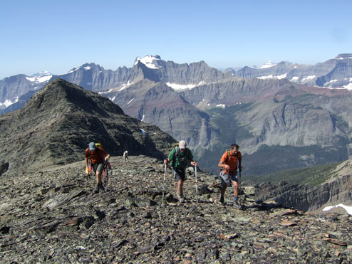 gable mtn summit